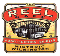 The Reel Cafe | Located in Historic Wilmington